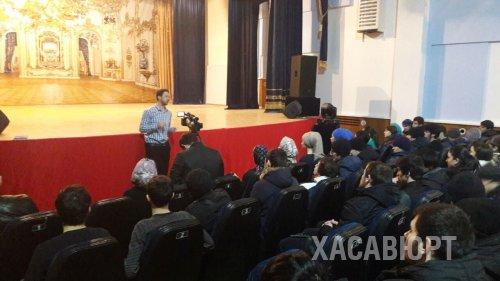 Участие волонтеров Хасавюрта в мероприятиях будут фиксироваться в личных книжках
