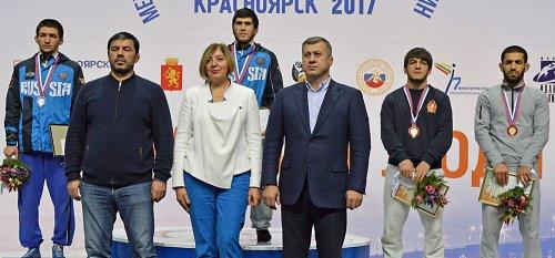 Хасавюртовские борцы сильнейшие на Гран-при «Иван Ярыгин» в Красноярске