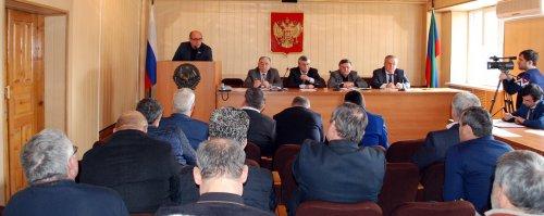 Работу полиции Хасавюрта за 2016 год обсудили городские депутаты