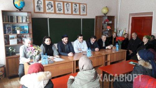 Межведомственная группа при администрации города посетила СОШ №15