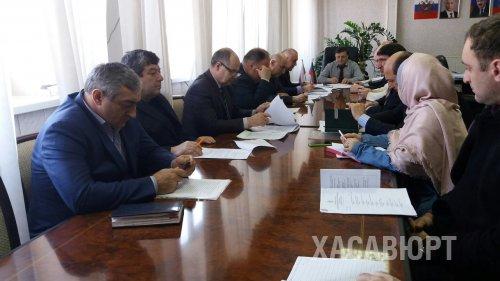 Итоги работы антинаркотической комиссии за 2016 год подвели в Хасавюрте
