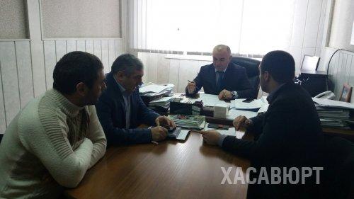 Заседание рабочей группы при Антитеррористической комиссии провели в администрации города