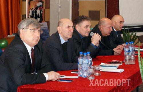 Проблемы центральной части города обсудили на выездном совещании аппарата администрации