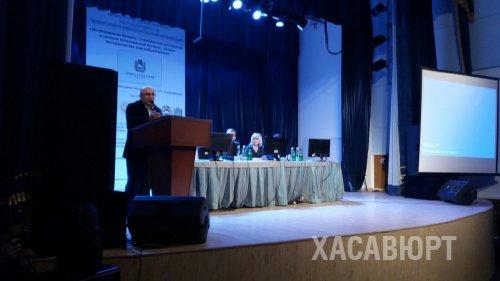 В Хасавюрте проходит крупная научная конференция врачей – урологов СКФО