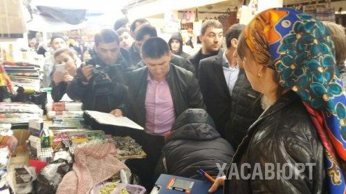 В Хасавюрте провели рейдовые мероприятия по профилактике распространения насвая