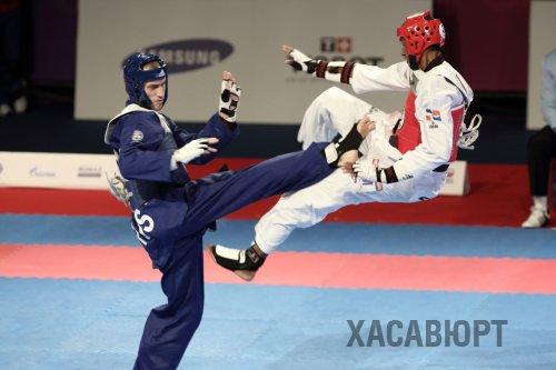 Хасавюртовские тхэквондисты удачно выступили на турнире