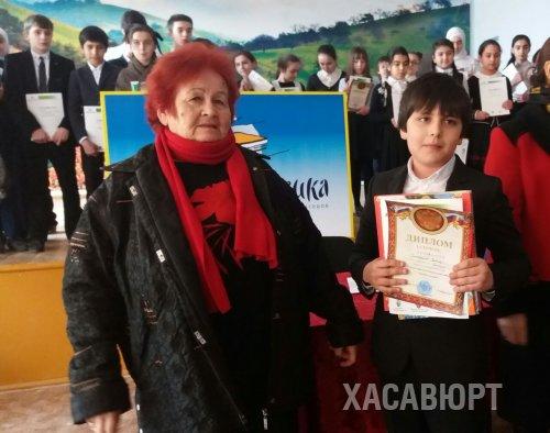 В Хасавюрте прошел городской этап конкурса «Живая классика»