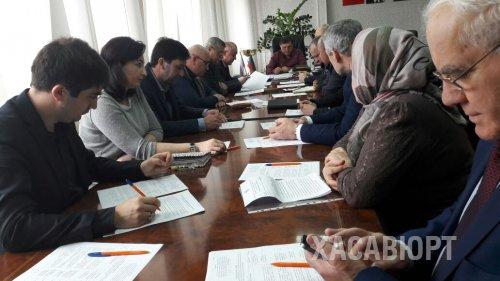 В Хасавюрте подвели итоги работы комиссии по адаптации к мирной жизни лиц прекративших террористическую деятельность