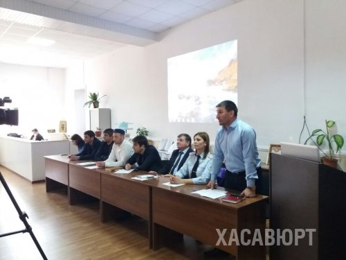 В Хасавюрте более 1000 студентов стали слушателями профилактических лекций антинаркотической направленности