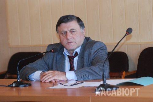 Поздравление Главы города Хасавюрт Зайнудина Окмазова с Днем войск национальной гвардии Российской Федерации!