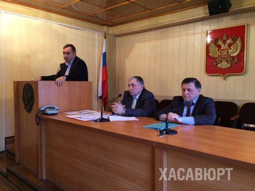 Депутаты Хасавюрта отчитались о деятельности за 2016 год