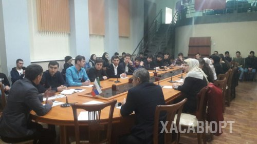 В Хасавюрте прошла презентация проекта «Мирный Дагестан»