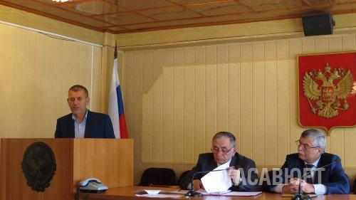 В Хасавюрте состоялась 53 сессия Собрания депутатов