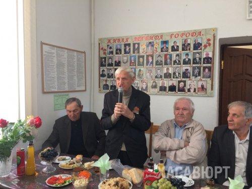 День пожилых людей отметили в Хасавюрте