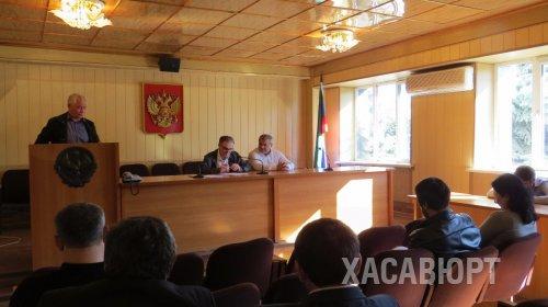 Члены комиссии по реализации программы «Формирование современной городской среды» обсудили ход проведения работ
