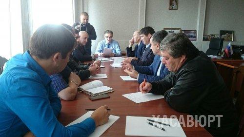 В Хасавюрте готовятся ко дню народного единства России