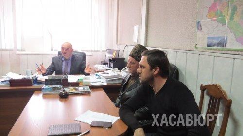 В Хасавюрте прошло совещание с представителями религиозных объединений