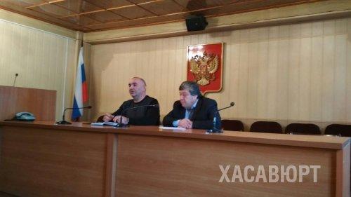 Отчет о деятельности комиссии по адаптации к мирной жизни был заслушан в администрации города