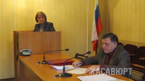 Актив Хасавюрта заслушал отчет о деятельности отдела опеки и попечительства