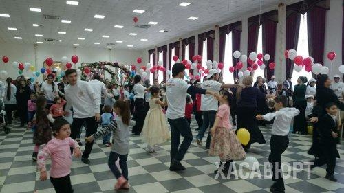 В Хасавюрте состоялась крупная благотворительная акция для детей из реабилитационных центров