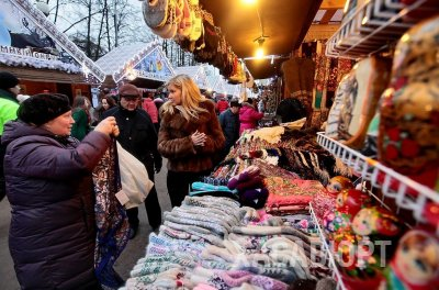 Хасавюртовские товаропроизводители смогут принять участие на рождественской ярмарке в Санкт-Петербурге