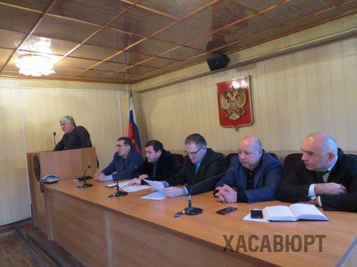 В Администрации Хасавюрта был заслушан отчет отдела земельных отношений города за 2017 год