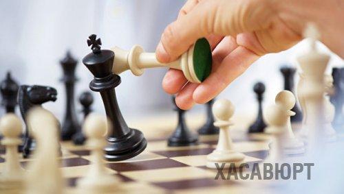 В Хасавюрте прошел открытый чемпионат по шахматам ко дню защитника Отечества