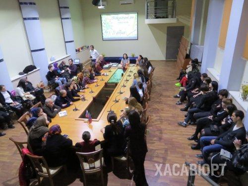 В Хасавюрте подведены итоги фестиваля молодежного творчества «Дружба народов»