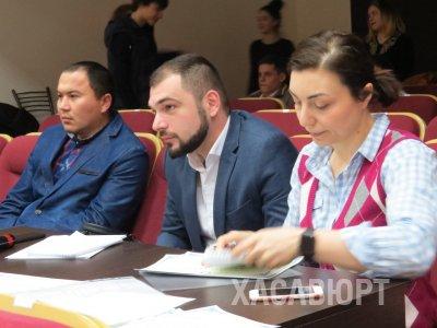 В Хасавюрте состоялся зональный этап республиканского конкурса «Голос гор»