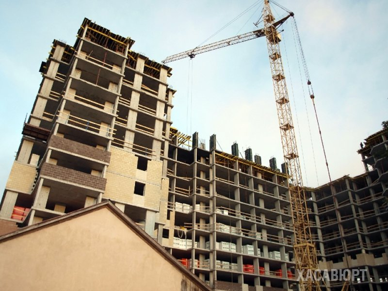 строительство гражданами жилого дома