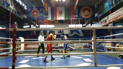 В Хасавюрте состоялся чемпионат Дагестана по боксу памяти Гаджи Махачева