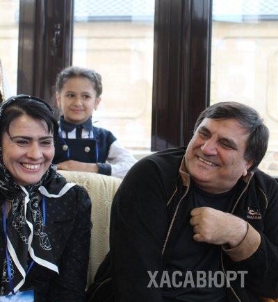 Сайгидпаша Умаханов рассказал школьникам Хасавюрта о незабываемых встречах с Расулом Гамзатовым