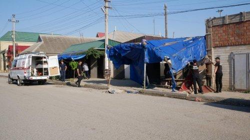 В Хасавюрте прошел рейд по наведению порядка в сфере торговли по улице Заречная