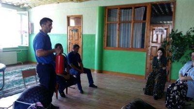 Год культуры безопасности: Тренировка по эвакуации детей при ЧС прошла в реабилитационном центре