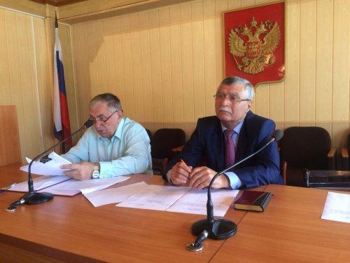 В Хасавюрте состоялась последняя сессия Собрания депутатов 5 созыва
