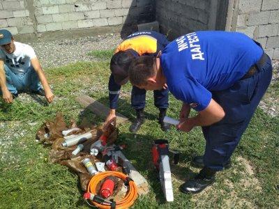 Хасавюртовские спасатели прошли аттестацию