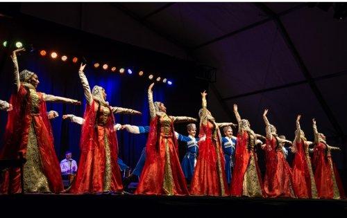 Информация о деятельности муниципального хореографического ансамбля «Эхо гор» за 2017 год