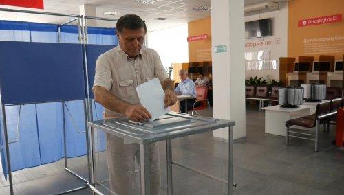 В Хасавюрте проходят выборы депутатов городского собрания