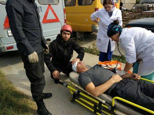 Спасатели отработали действия при ДТП: «Каждая секунда на счету»