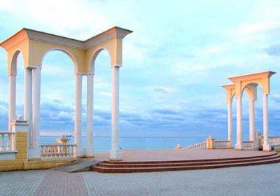 Информация о санаторно-курортных учреждениях в городе Евпатория Республики Крым