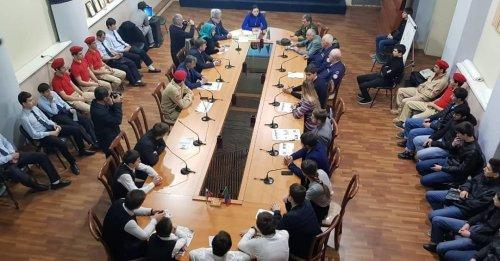 В Хасавюрте провели круглый стол ко Дню призывника