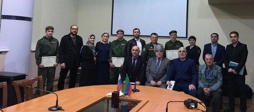 Общественники Хасавюрта обсудили работу поискового движения «Кавказ»