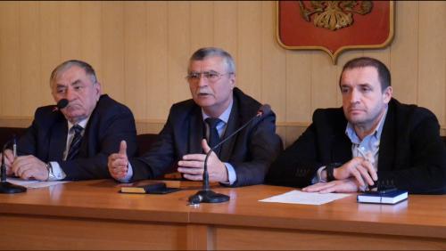 В Хасавюрте состоялась 4 Сессия Собрания городских депутатов