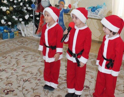 Новогодние чудеса происходят в хасавюртовской прогимназии «Ручеек»