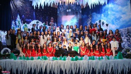 Год театра открыли в Хасавюрте