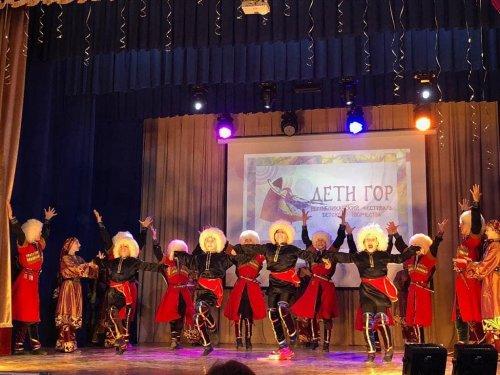 В Хасавюрте пройдет отчетный концерт юных танцоров