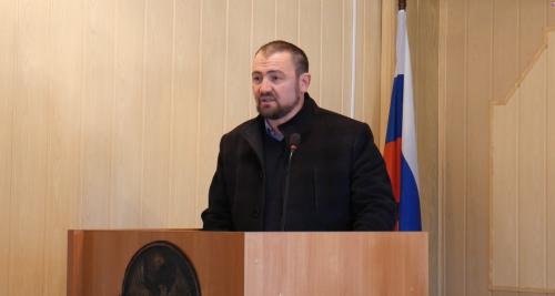 Региональный оператор ООО «Дагэкосити» представлен в администрации Хасавюрта