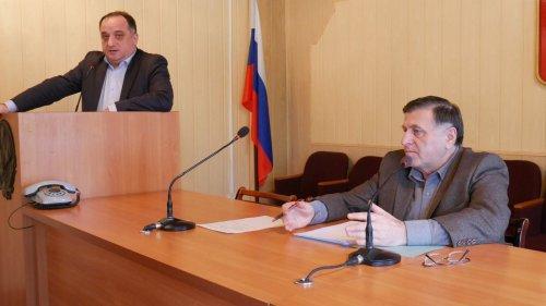 Совещание актива Хасавюрта состоялось в администрации