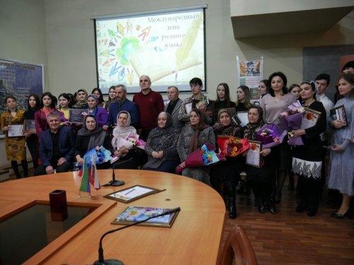 В Хасавюрте состоялся фестиваль посвященный международному Дню родных языков