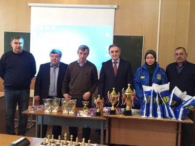 В Хасавюрте прошел турнир по шахматам посвященный 30 летней годовщине вывода советских войск из Афганистана